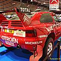Citroen ZX rallye Raid evo