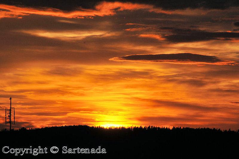 Sunset_in_Muonio_Lapland_ (6)