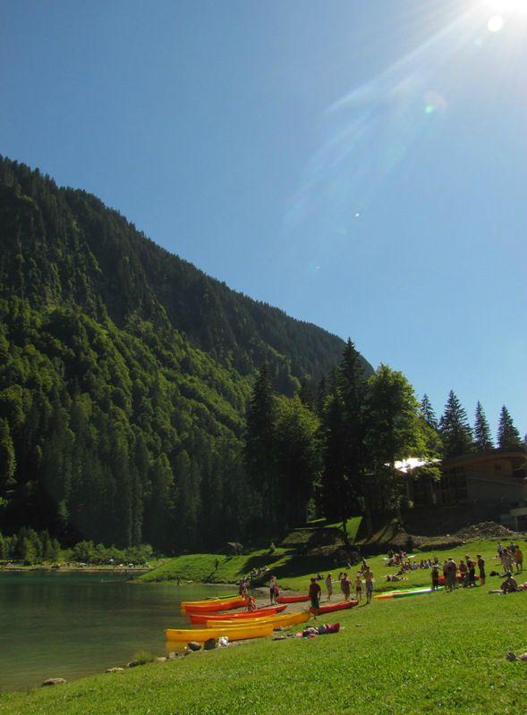 Lac de Montriond11