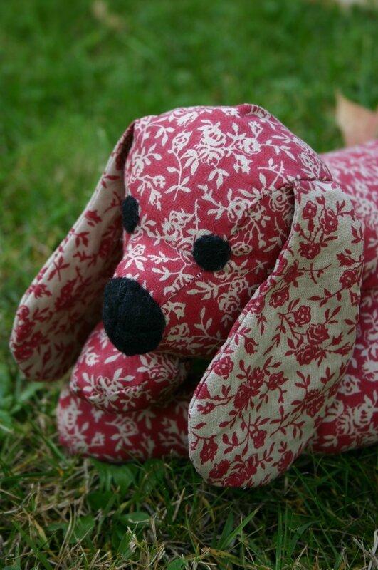 chien rouge 020