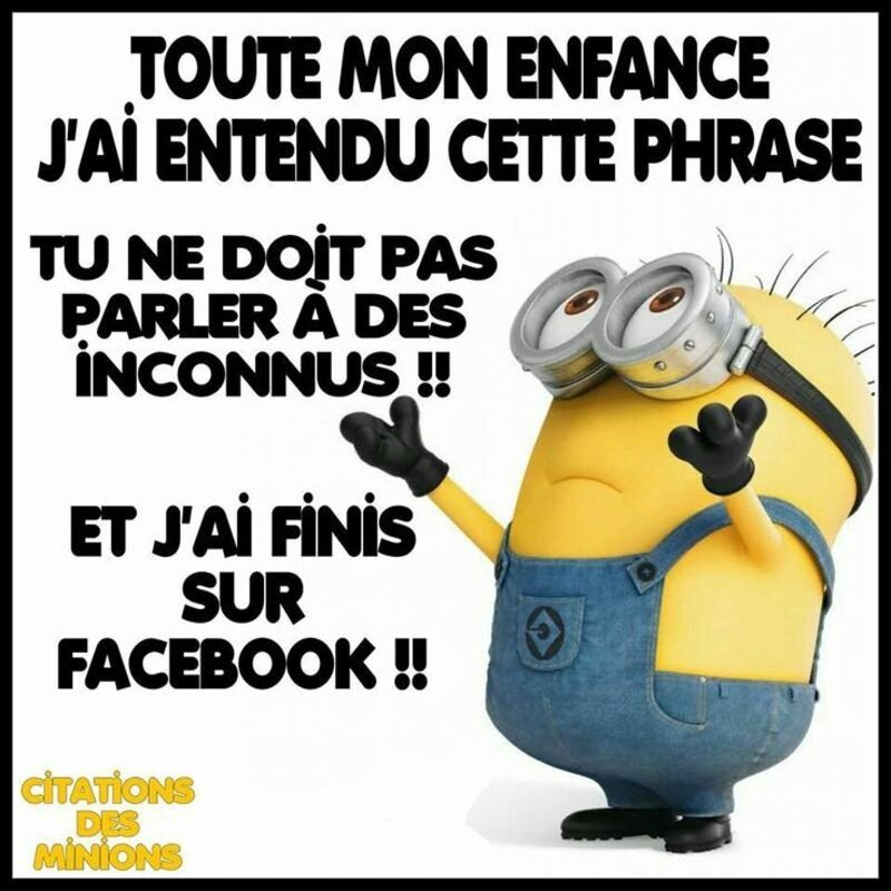 CITATIONS DES MINIONS  113280323