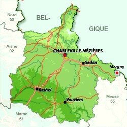 Ardennes Margny