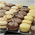 Stage macarons.... gourmandise !!