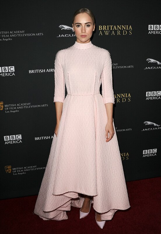 Suki-Waterhouse-BAFTA-Britannia-Awards