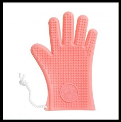 soap & glory massage glove