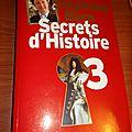 Secret d'histoire 3