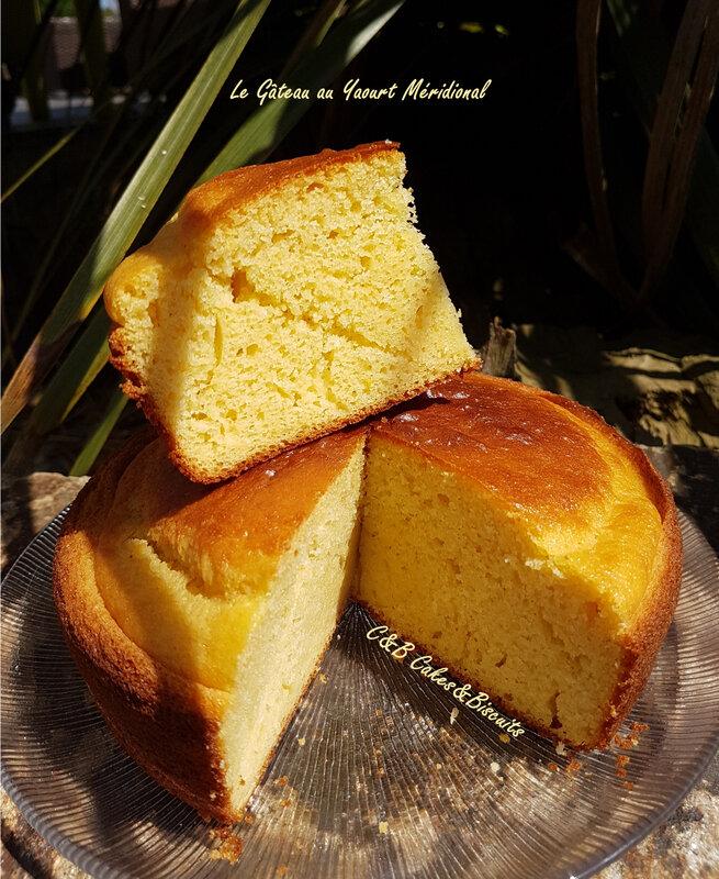 Gâteau Yaourt Méridional 3