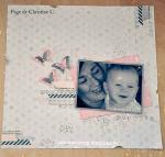 SKETCH PAGE N°2 de Christine C blog