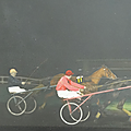 Collection ... tableau hippodrome de vincennes (1962) * pimprenelle ii
