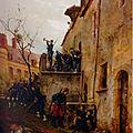 Berne-Bellecour, aux armes (1891)
