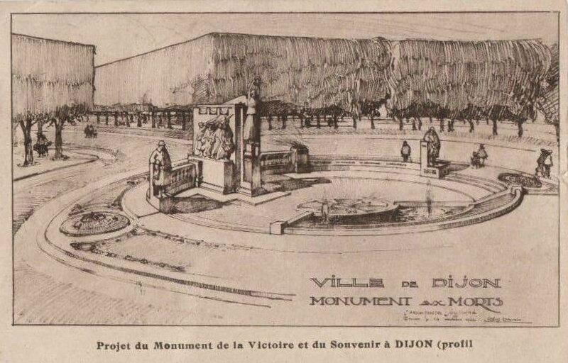 Dijon projet