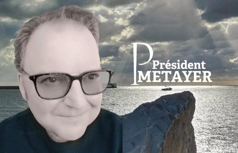 3 METAYER PRESIDENT