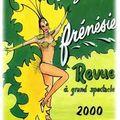 2000 : BERGERAC FRENESIE