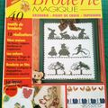Broderie magique n°5