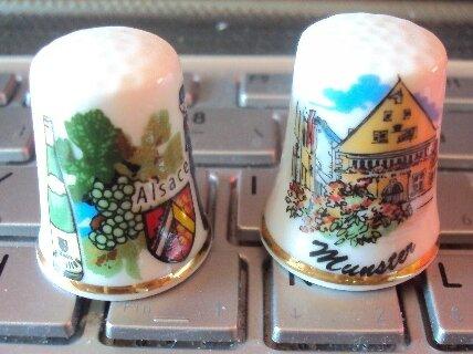 Alsace et Munster