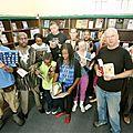 Barnet : les squatters et la bibliothèque
