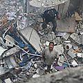 Gaza bombardement 24-08-2014 #6