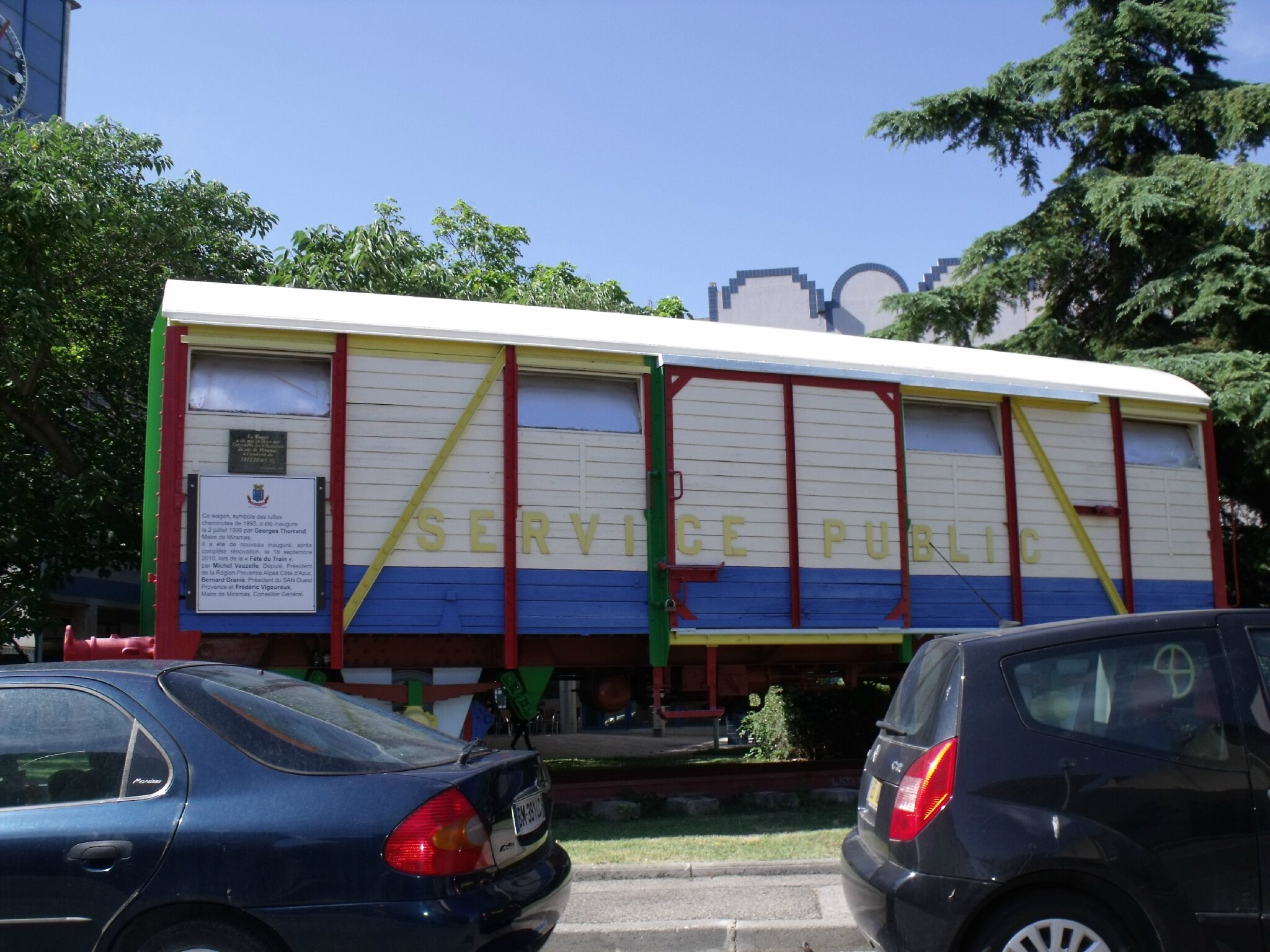 Miramas (Bouches-du-Rhône - 13)