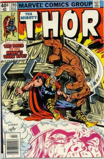 mighty thor 1966 293