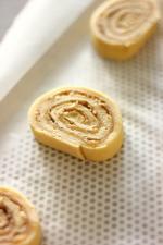 Etapes Cinnamon rolls8