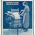 Appareil ménager avant 1960