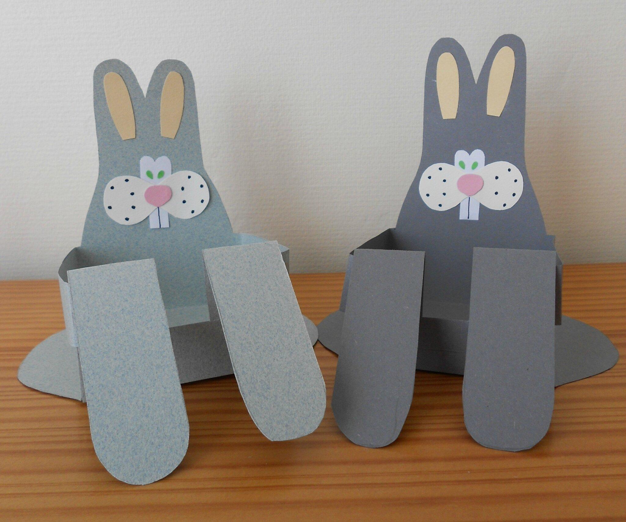 Des lapins pour les copains