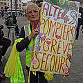 95 Manifestations des Gilets Jaunes (Acte 49)