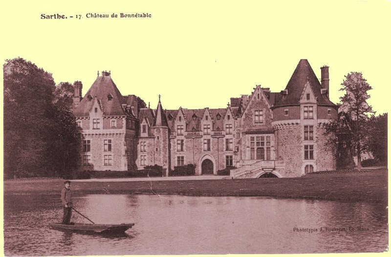 Bonnétable Chateau 1