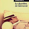 La chambre de giovanni - james baldwin