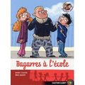[livre] les meilleurs ennemis (tome 10) : bagarres à l'école, marc cantin et eric gasté