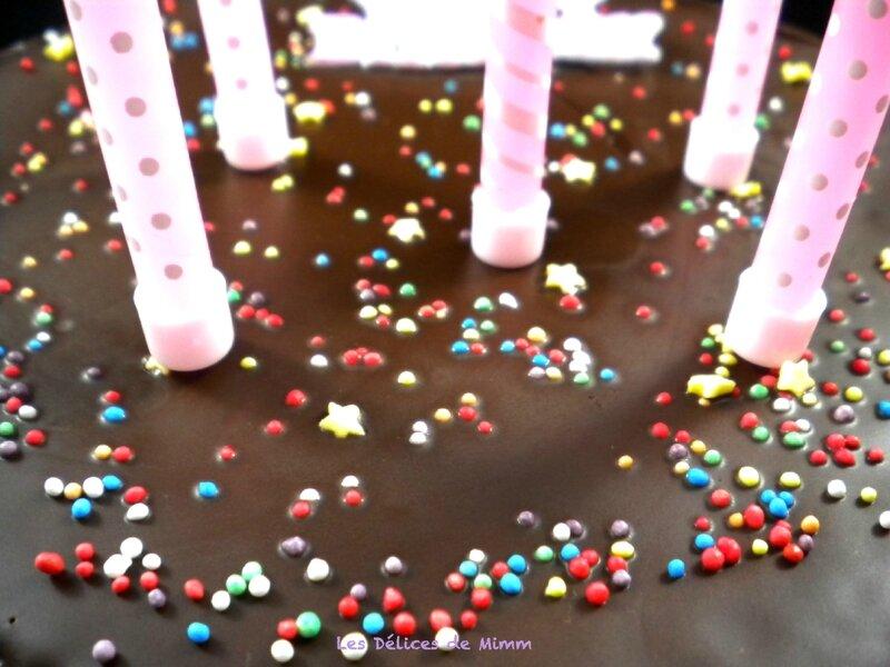 Un fondant au chocolat pour Marion 5