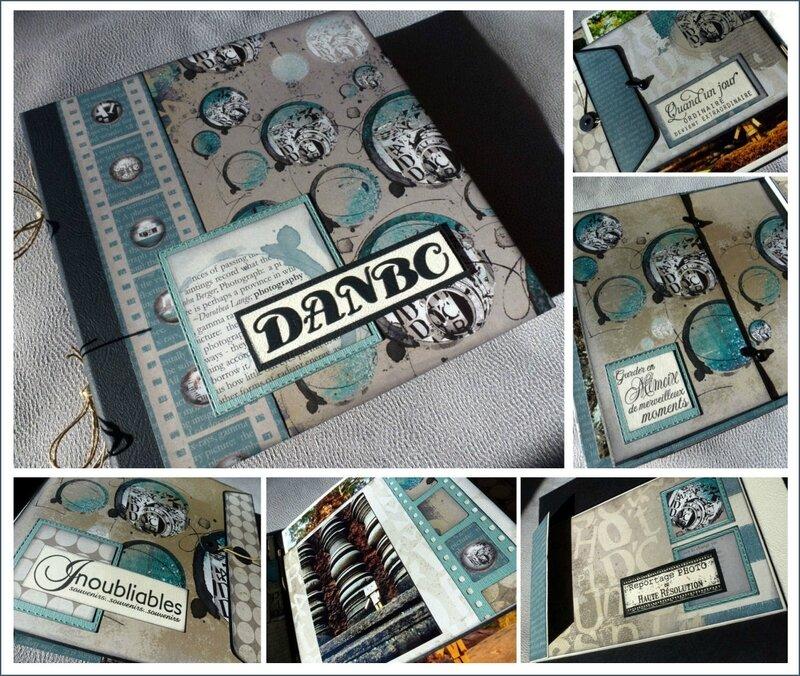 Album-Danbo