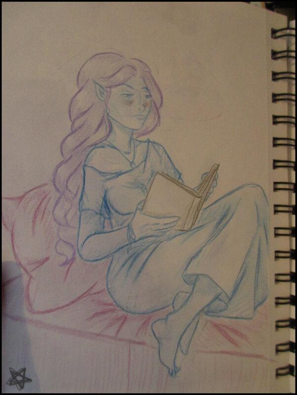 dessins du carnet Castiel (6)