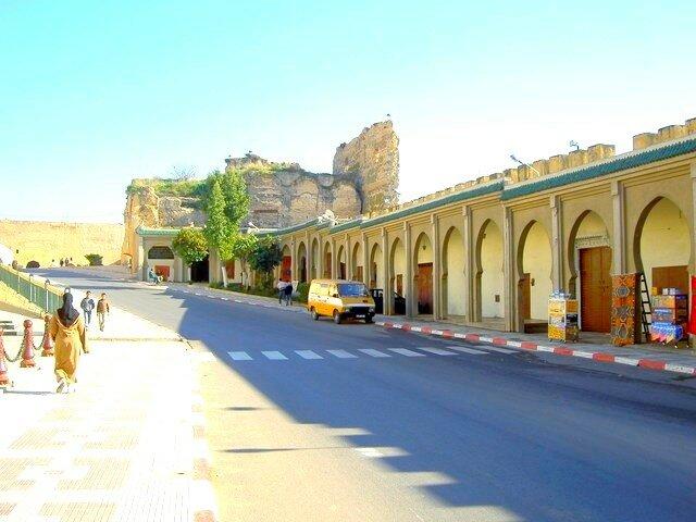 Mausolée My Ismail 2002