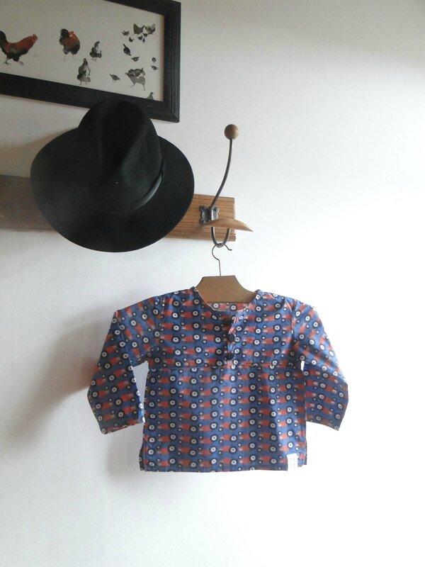 les betes de céline chemise