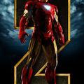 Iron man et war machine