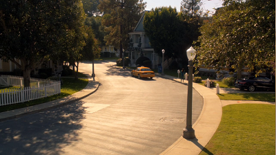 Wisteria Lane, un lieu paisible