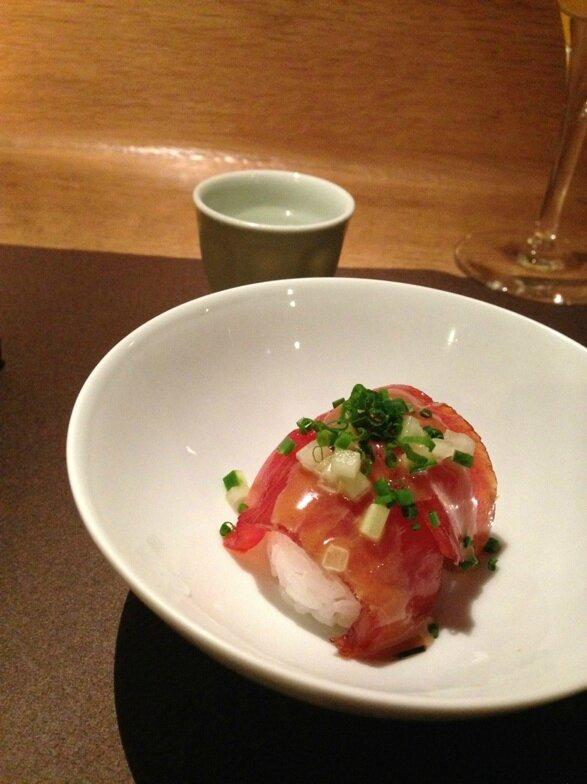Sushi chez Shu, restaurant japonais