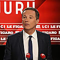 Nicolas dupont-aignan : «il y a un jeu entre macron et mélenchon»