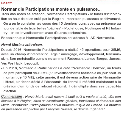 NORMANDIEPARTICIPATIONS