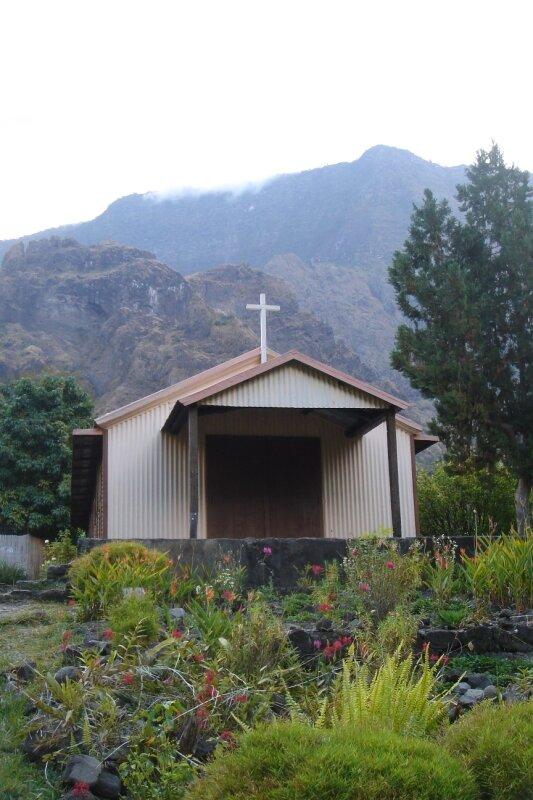 l'église de Cayenne