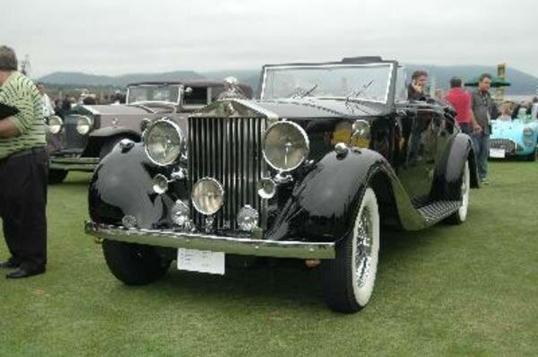ROLLS ROLYCE Phantom III 1938