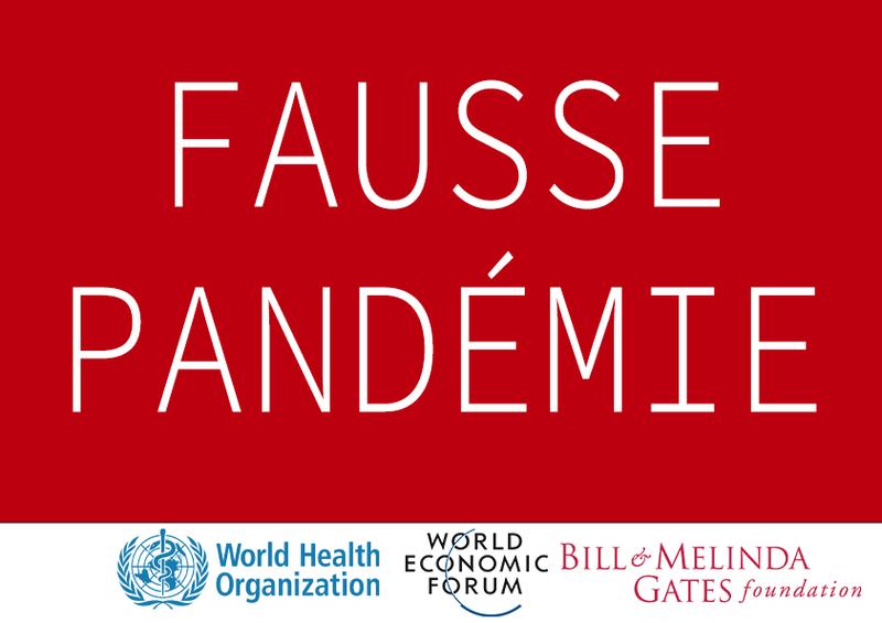 - La pseudo-pandémie de l'ONU a atteint des sommets