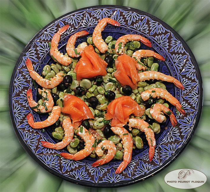 Salade_de_FEVES_au_saumon_fume_et_aux_crevettes_
