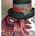 Chapeau customisé