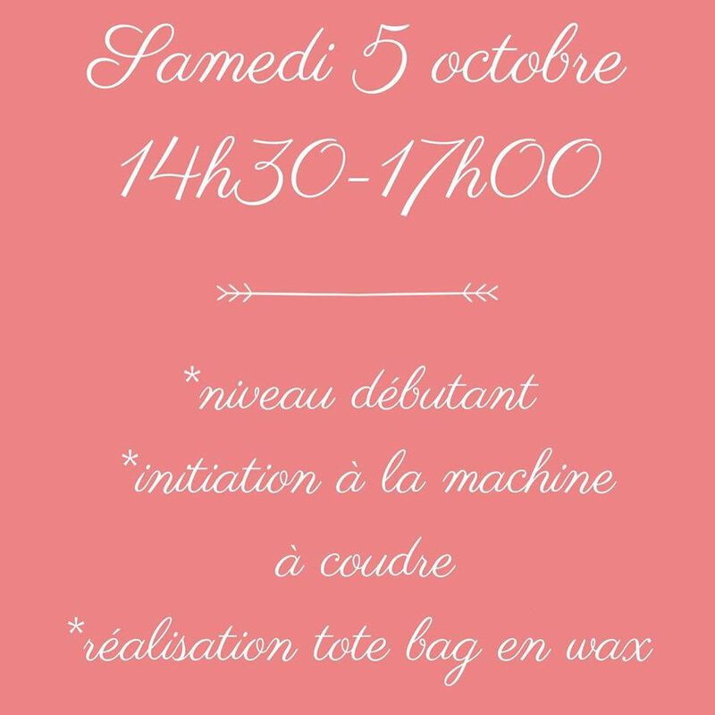 cours couture 1