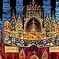 A partir du 3 juin 2017: guillaume à la conquête de la cathédrale de rouen !