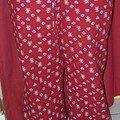 pantalon d'intérieur