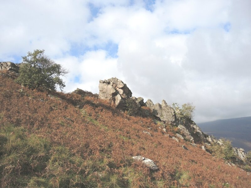 B) Bidarray, Iparla, rochers (64)