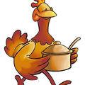 La poule au riz selon elodie